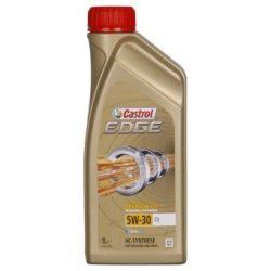 Castrol Edge Titanium FST 5w30 C3 motorolaj 1 Liter