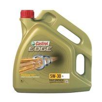 Castrol Edge Titanium FST 5w30 LL motorolaj 4 Liter