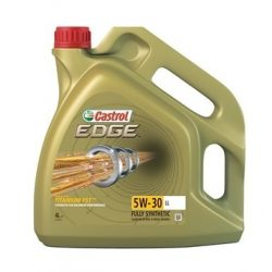 Castrol Edge Titanium FST 5w30 LL motorolaj 5 Liter