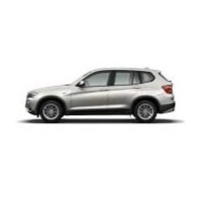 BMW X3 3.0 (dízel) E83 motorszám: M57N2306D2 (218 LE) 2006.08-