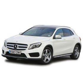 Mercedes GLA osztály