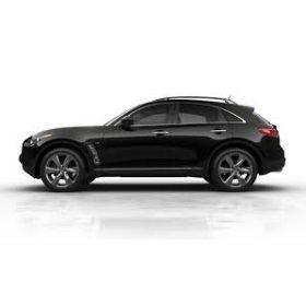 Infiniti QX70 5.0 (benzin) motorszám: VK50VE (390 LE) 2013.05-