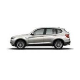 BMW X3 2.5 (benzin) E83 motorszám: M52B25 (192 LE) 2004.03-2006.08