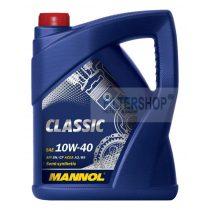 Motorolaj MANNOL Classic A3/B4 10w40 5 Liter