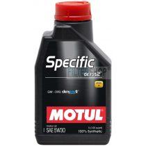 MOTUL Specific dexos2 5W30 1 L motorolaj