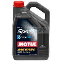 MOTUL Specific dexos2 5W30 5 L motorolaj