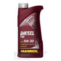 Motorolaj MANNOL Diesel TDi 5w30 1 L