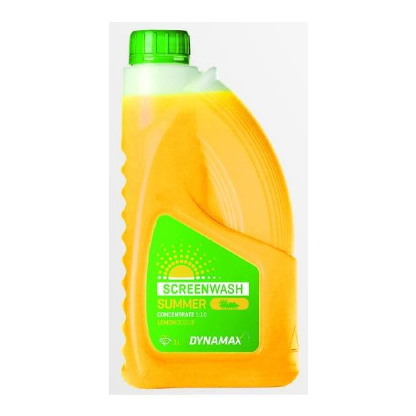 Dynamax Summer nyári szélvédőmosó folyadék 1:10 koncentrátum 5 Liter