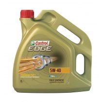 Castrol Edge Titanium FST 5w40 C3 4 L motorolaj