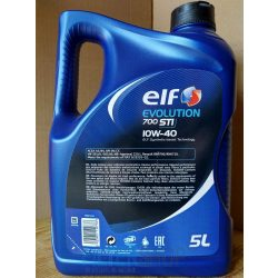 Motorolaj Elf Evolution 700 STI 10w40 5 Liter