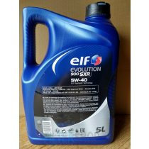Motorolaj ELF Evolution 900 SXR 5w40 5 Liter