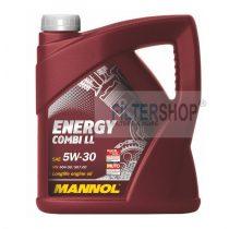 Motorolaj MANNOL Energy Combi LL 5W-30 5 Liter