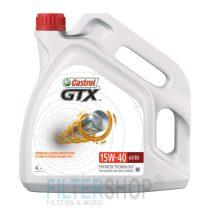 Castrol GTX 15w40 A3/B3 teljesen szintetikus motorolaj