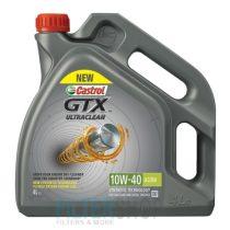 Castrol GTX UltraClean 10w40 A3/B4 részben szintetikus motorolaj