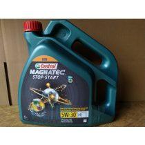 Castrol Magnatec STOP-START 5w30 A5 motorolaj 4 Liter
