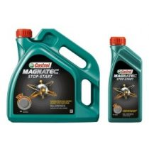 CASTROL MAGNATEC STOP-START 5W-20 E 4 Liter motorolaj