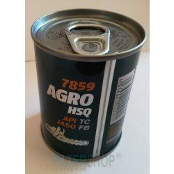 MANNOL 7859 Agro HSQ API TC motorolaj 0,1 Liter fémdobozos
