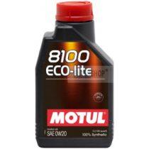 Motorolaj MOTUL 8100 Eco-lite 0w20 5 L
