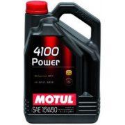 MOTUL 4100 POWER 15W50 motorolaj 4 Liter