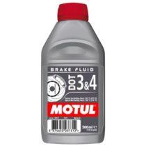 MOTUL DOT 3&4 Brake Fluid fékolaj 0,5 Liter