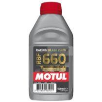 Motul RBF 660 Factory Line DOT4 fékolaj 0.5 Liter