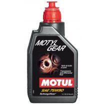 Motul MOTYLGEAR 75W90 1 Liter hajtóműolaj