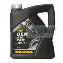 Motorolaj MANNOL O.E.M. Ford, Volvo 5w30 4 Liter