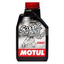 MOTUL Scooter Expert 4T 10w40 1 L motorkerékpár olaj