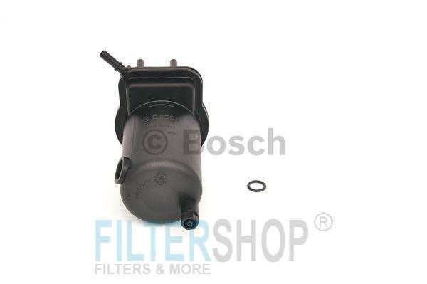 BOSCH 0450907011 Gázolajszűrő, üzemanyagszűrő Dacia Logan, Renault Clio, Kangoo, Thalia 1.5 DCi
