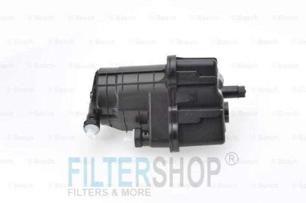 BOSCH 0450907015 Gázolajszűrő, üzemanyagszűrő RENAULT CLIO, MODUS 1.5 DCi