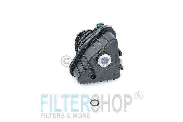 BOSCH 0450907016 Gázolajszűrő, üzemanyagszűrő RENAULT CLIO, MODUS 1.5 DCi