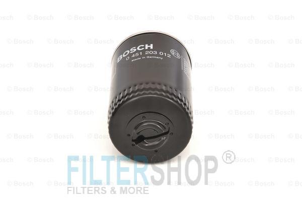 BOSCH 0451203012 Olajszűrő AUDI, FIAT, FORD, SEAT, VOLKSWAGEN