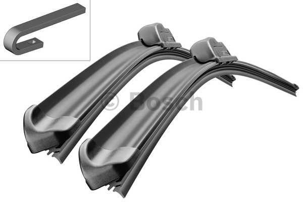 BOSCH 3397118912 Aerotwin Retrofit ablaktörlőlapát Citroen, Honda, Hyundai, Kia, Jeep, Toyota, Smart, Nissan