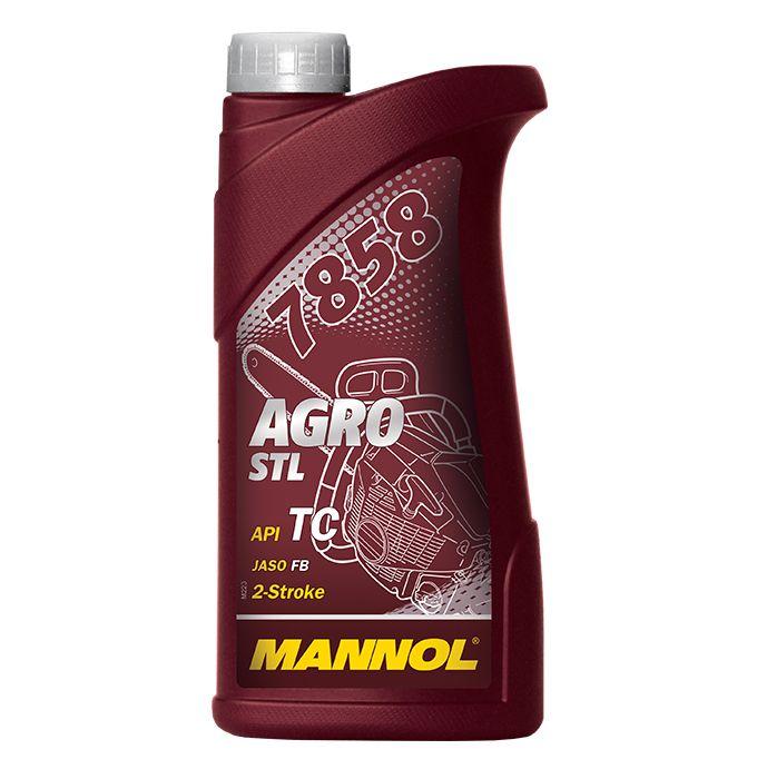 MANNOL 7858 Agro STIHL API TC motorolaj 1 Liter