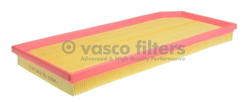 VASCO A111 Levegőszűrő AUDI A3, TT, TTS, SEAT ALTEA, LEON, TOLEDO, SKODA OCTAVIA, VW EOS, GOLF, JETTA, PASSAT 2.0I-16v TURBO FSi 200 LE