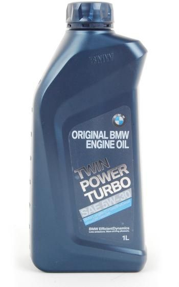 BMW Twin Power Turbo 5W30 LL-04 1 Liter motorolaj