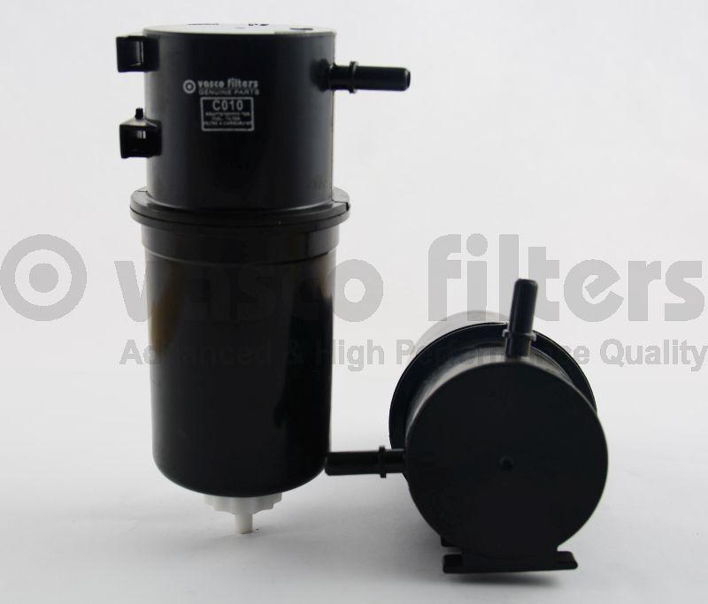 VASCO C010 Gázolajszűrő, üzemanyagszűrő VW AMAROK 2.0 BiTDi