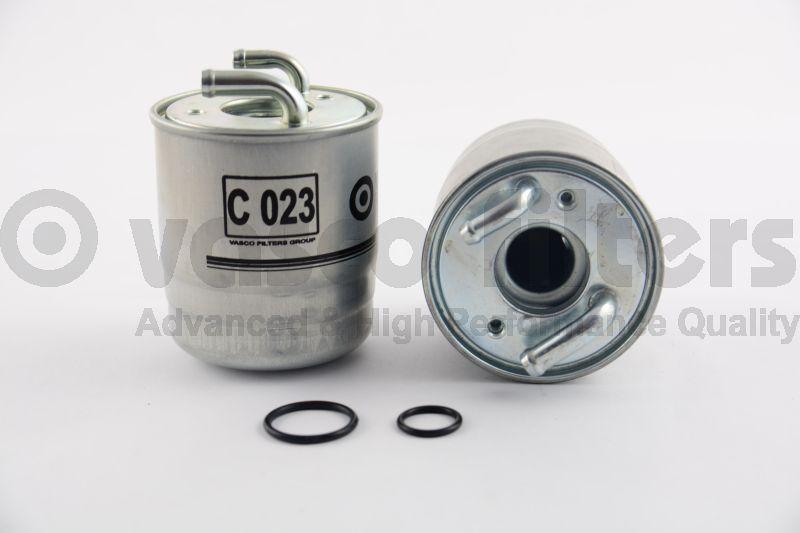 VASCO C023 Gázolajszűrő, üzemanyagszűrő MERCEDES E, C, CLS, GL, GLK, M, R, S,