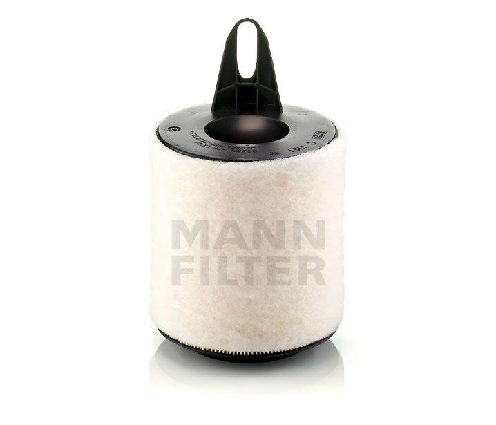 MANN Filter C1361 Levegőszűrő BMW SERIE 1, 3