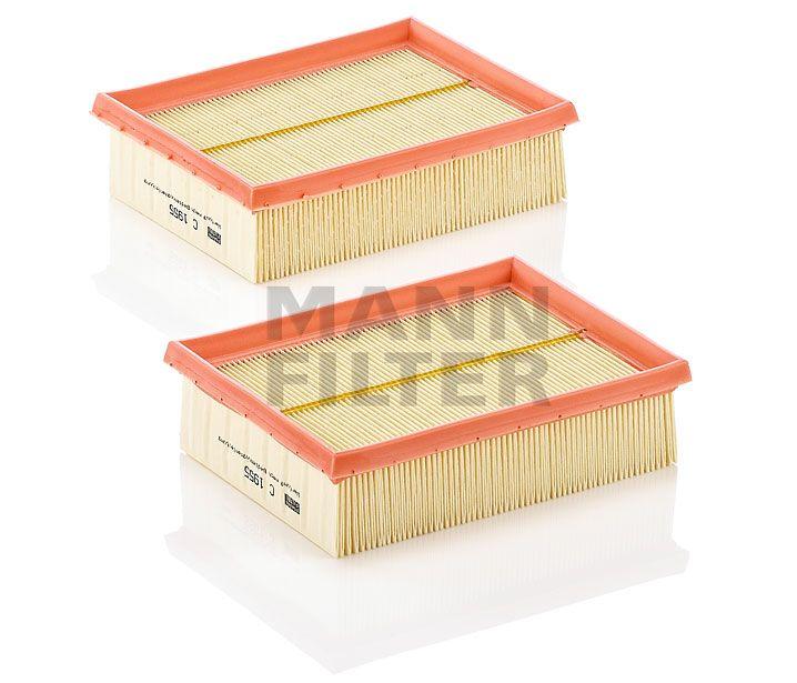 MANN Filter C1955/2 Levegőszűrő SEAT AROSA, CORDOBA, IBIZA, INCA, VOLKSWAGEN CADDY, LUPO, POLO