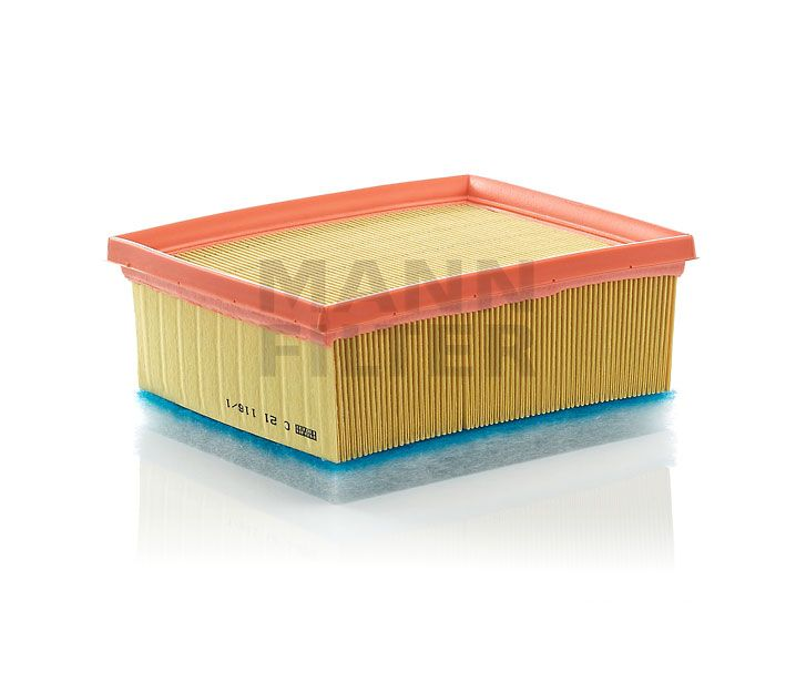 MANN Filter C21116/1 Levegőszűrő CITROEN XSARA, PEUGEOT 206, 306, 307