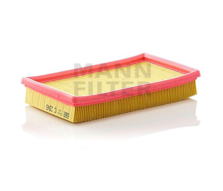 MANN Filter C2345 Levegőszűrő FIAT SEICENTO 0.9i