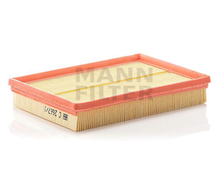 MANN Filter C2667/1 Levegőszűrő FORD, MAZDA