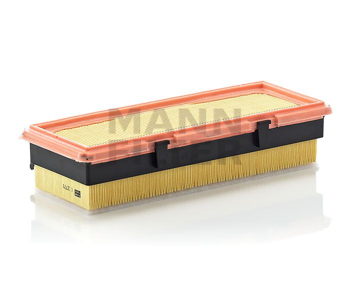 MANN Filter C2771 Levegőszűrő RENAULT CLIO, KANGOO 1.9 D