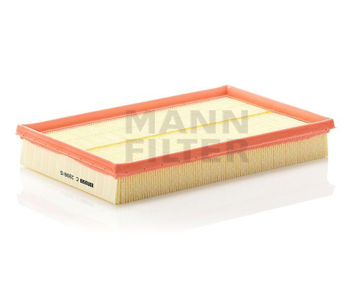 MANN Filter C2998/5x Levegőszűrő SEAT CORDOBA, IBIZA, LEON, TOLEDO, SKODA FABIA, OCTAVIA, VOLKSWAGEN BORA, CADDY, GOLF, POLO,
