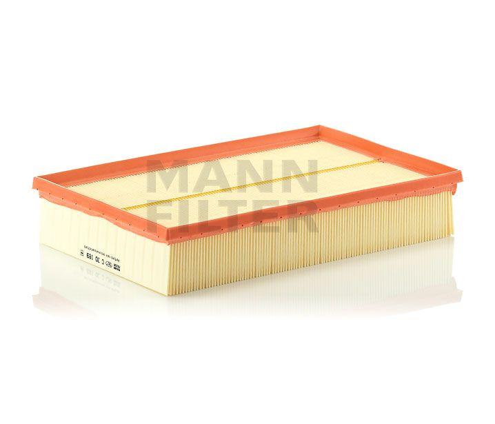 MANN Filter C30189 Levegőszűrő VOLVO S60, S80, V70, XC70