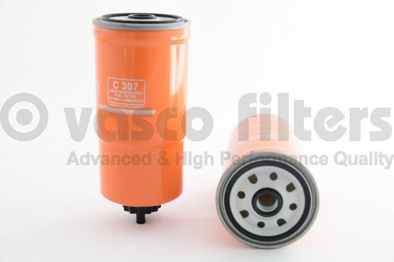 VASCO C307 Gázolajszűrő, üzemanyagszűrő IVECO DAILY