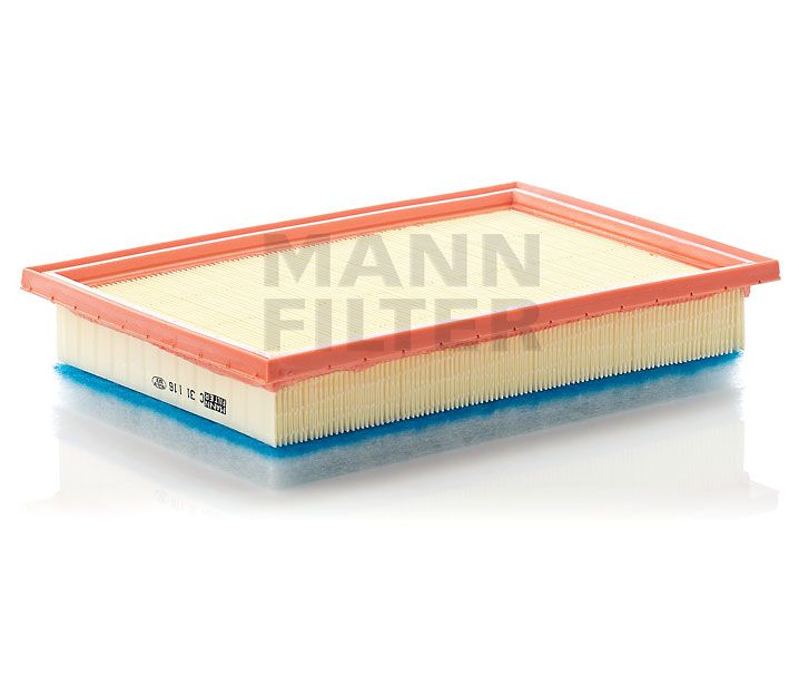 MANN Filter C31116 Levegőszűrő FORD GALAXY, SEAT ALHAMBRA, VW SHARAN