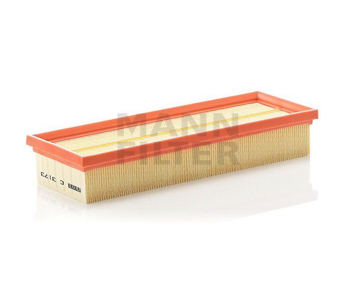 MANN Filter C3173 Levegőszűrő CITROEN XANTIA, XSARA, PEUGEOT 306, 405, 406