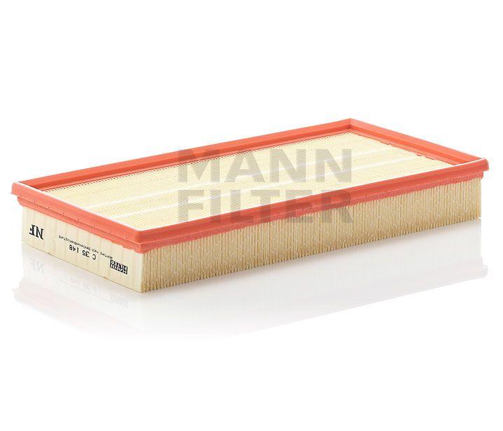 MANN Filter C35148 Levegőszűrő VOLVO 850, S70, V70, XC70